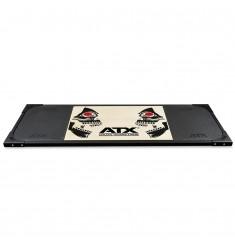 ATX® Deadlift Platform mit ATX®-Logo - Frontansicht