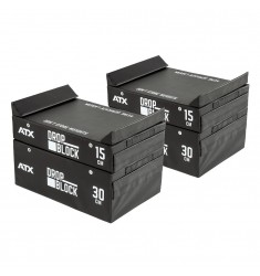 ATX® Soft Drop Block-Set für reduzierte Lautheit