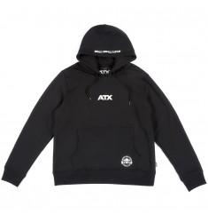 ATX® Hoodie, Größe M, Farbe Schwarz - ATX® Sportswear Collection