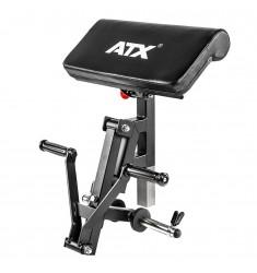 ATX® Bizep-Curl-Maschine für diverse Multibänke (Kraftgeräte)