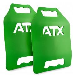 ATX® Tactical Weight Vest Plates - grüne Gewichtsplatten 2 x 4,17 lb