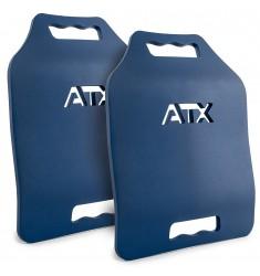 ATX® Tactical Weight Vest Plates - blaue Gewichtsplatten 2 x 9,17 lb