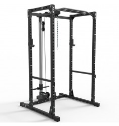 ATX® Power Rack Komplettstation- 510 mit Plate Load Latzugstation Höhe 198 cm (Racks)