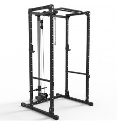 ATX® Power Rack – Komplettstation- 520 mit Plate Load Latzugstation Höhe 218 cm