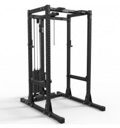 ATX® Power Rack 750 - Set 160 mit Latzug-Steckgewichte und Indexing Multi Chin-up