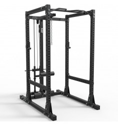 ATX® Power Rack PRX- 770 SE-450 XL Cage mit Plate Load Latzug