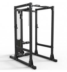 ATX® Power Rack 770 SE-470 XL Cage mit Stack Weight Latzug