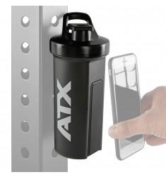ATX® Shaker Black 1000 ml - mit Magnethalterung