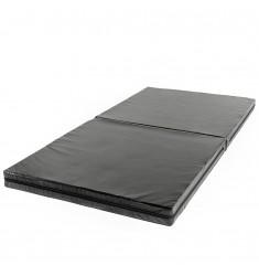 Klappbare Fallschutz-Sportmatte - Maße 2000 x 1000 mm x 100 mm