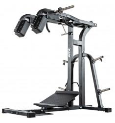 ATX® Squat-Calf Machine / Wadenmaschine - Kniebeugenmaschine (Kraftgeräte)