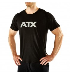 ATX® T-Shirts, Größen S bis XL, Farbe Schwarz - ATX® Sportswear Collection