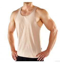 ATX® Tank Tops, Größen S bis XL, Farbe Light Taupe - ATX® Sportswear Collection