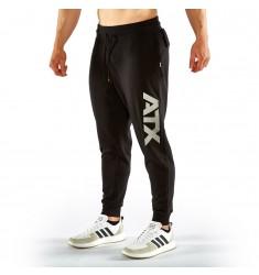 Anwendungsbeispiel ATX® Sweatpants / Lange Trainingshose, Größen S bis XL, Farbe Schwarz - ATX® Sportswear Collection