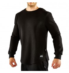 ATX® Sweater, Größen S bis XL, Farbe Schwarz - ATX® Sportswear Collection