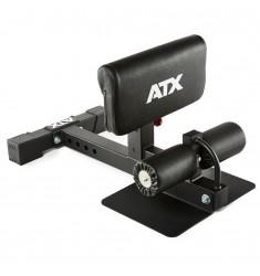 ATX® Sissy Squat Master PRO 750 für Kniebeugen - schräge Vorderansicht