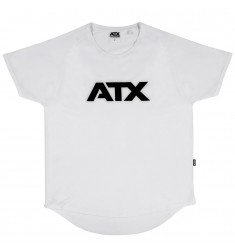 ATX® T-Shirt, Größe L, Farbe Weiss - ATX® Sportswear Collection
