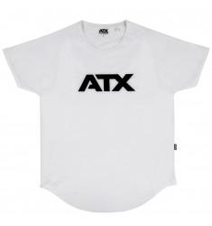 ATX® T-Shirt, Größe S, Farbe Weiss - ATX® Sportswear Collection