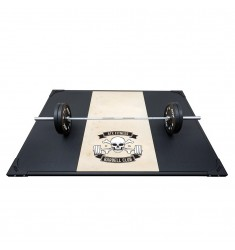 ATX® Weight Lifting Platform - Shock Absorption-System - Barbell Club - Motiv (Bodenbelag)