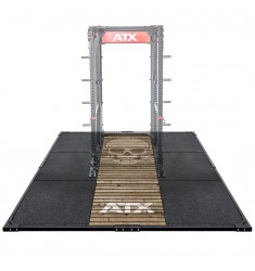 Professionelle ATX® Weight Lifting / Power Rack - Platform 3 x 3 m - Made in Germany