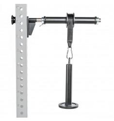 ATX® Rackable Wrist Roller Set / Unterarmtrainer Set für ATX® Power Racks, Half Racks und Rigs