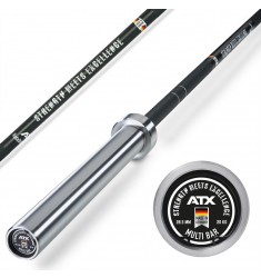 ATX® - XTP® Multi Bar - Black Special Coating - Made in Germany!