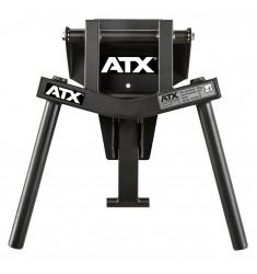 ATX® Dip Bar 720 - Wand Dips-Barren - klappbar (Klimmzugstangen / Dips Barren)