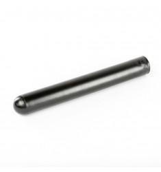 Adapter aus Kunststoff in schwarz, Maße 50 mm x 365 mm