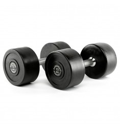 Barbarian Dumbbells in schwarz - 17,5 kg