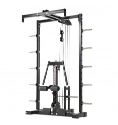 Barbarian Line - Lat Machine Option for Smith-Cable-Rack - Plate Load - for BBP-SDPR-GR (Kraftgeräte)