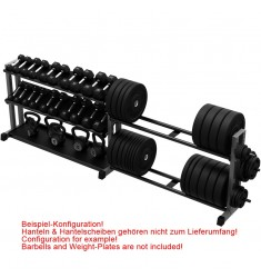 Modulares Rack-System PRO 600 - Beispiel-Konfiguration