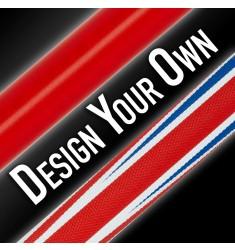 ATX® - Design Your Own - Powerbar / Kraftdreikampfhantel Mit Ihrem Wunschmotiv