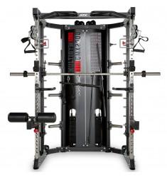 ATX® Multigym GMX-2000 mit 2 x 90 KG Steckgewichten und Beinpresse