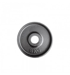 Hantelscheibe Guss 50 mm - 5,0 kg