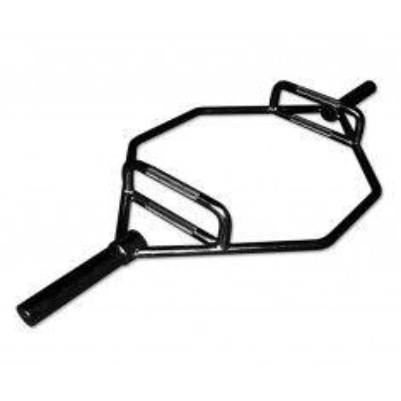 Rahmenhantel Hex-Bar 50mm Professional - schwarz