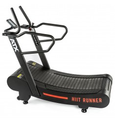ATX® Curved Treadmill mit Widerstandsregelung (Cardio) - Seitenansicht