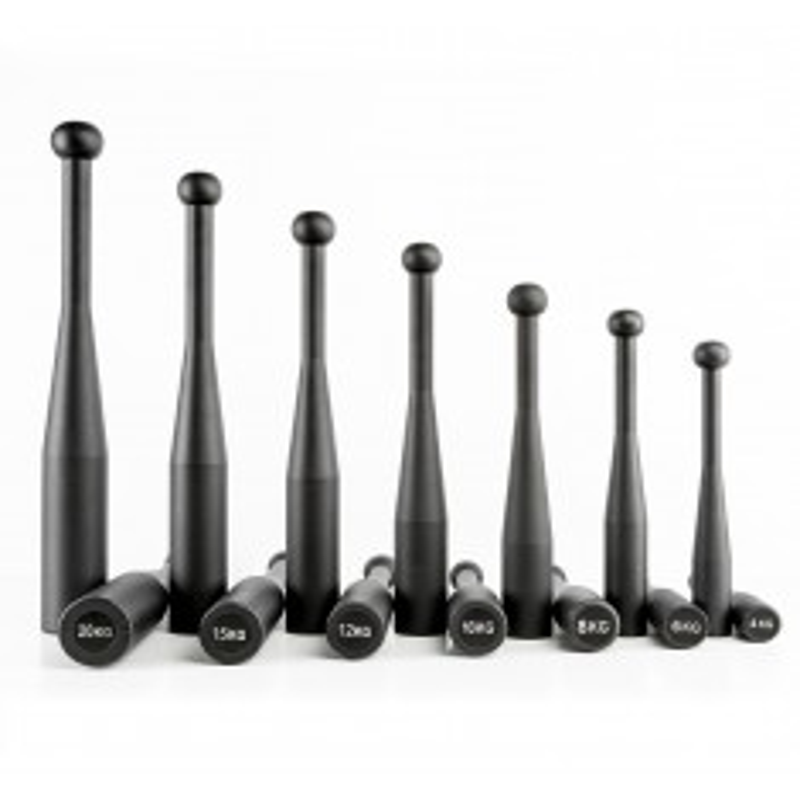 Original Indian Clubbells - Schwungkeulen / Keulenhanteln