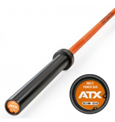 xATX® Cerakote Multi Bar - Langhantelstange in Hunter Orange (Hantelstangen)