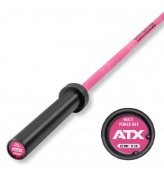 ATX® Cerakote Women's Bar 15 kg - Langhantelstange in Prison Pink (Hantelstangen)