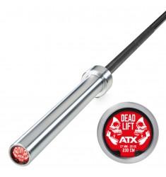 ATX® Special Deadlift Bar / Hantelstange - 230 cm Länge - Griffstange Ø 27 mm