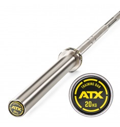 ATX® Training Bar 20 kg - Chrome
