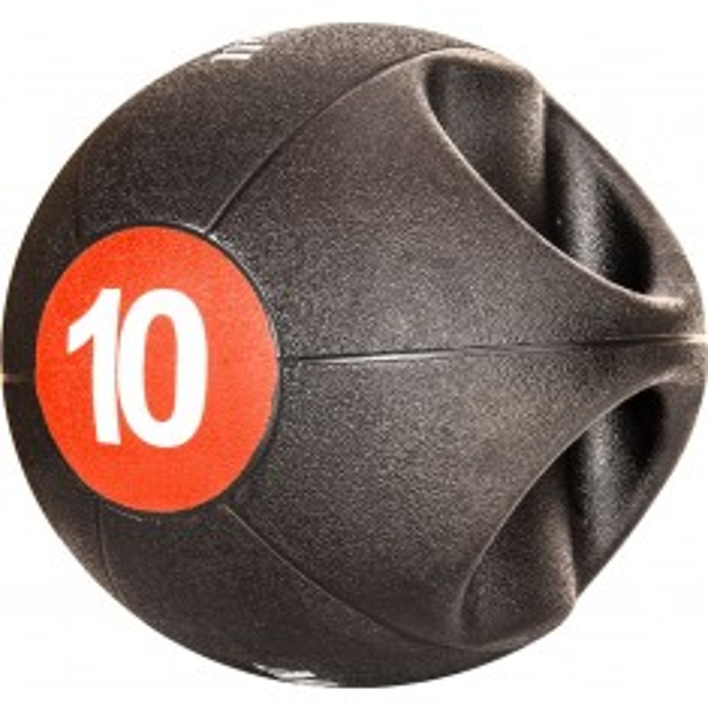 Medizinball - DUAL GRIP in 10 kg