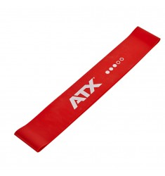 ATX® Mini Loop Band / Fitnessband Level 3 - rot