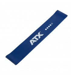 ATX® Mini Loop Band / Fitnessband Level 4 - blau