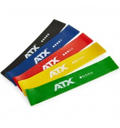 ATX® Mini Loop Bänder in 5 Stärken (Bänder / Tubes)