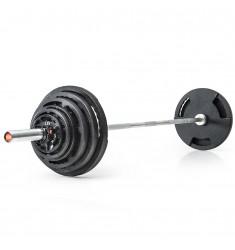 Vorteilspaket - ATX® Hantelsatz - Guss 127,5 kg (Kompakthanteln)