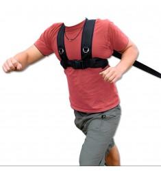 Harness - für Powerschlitten - Vorderseite