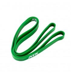 Widerstandsband - ATX® Quality Power Band ✅ aus Naturlatex Level 3 / 22 mm - grün