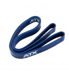 Widerstandsband - ATX® Quality Power Band ✅ aus Naturlatex Level 4 / 32 mm - blau