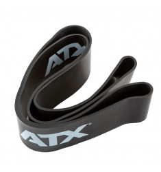 Widerstandsband - ATX® Quality Power Band Level 7 - Schwarz / 80 mm