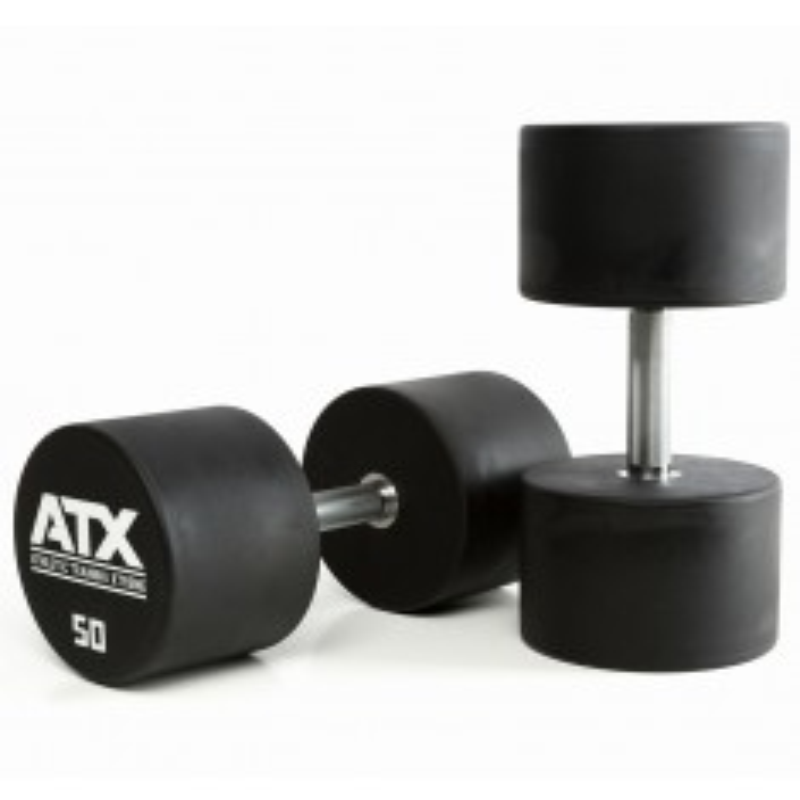 Urethan Dumbbells - ATX® - 50 kg (CHD/Dumbbells)